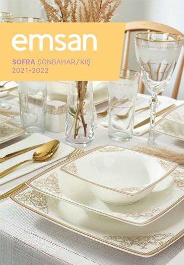 Emsan 2021-2022 Sonbahar/Kış - Sofra
