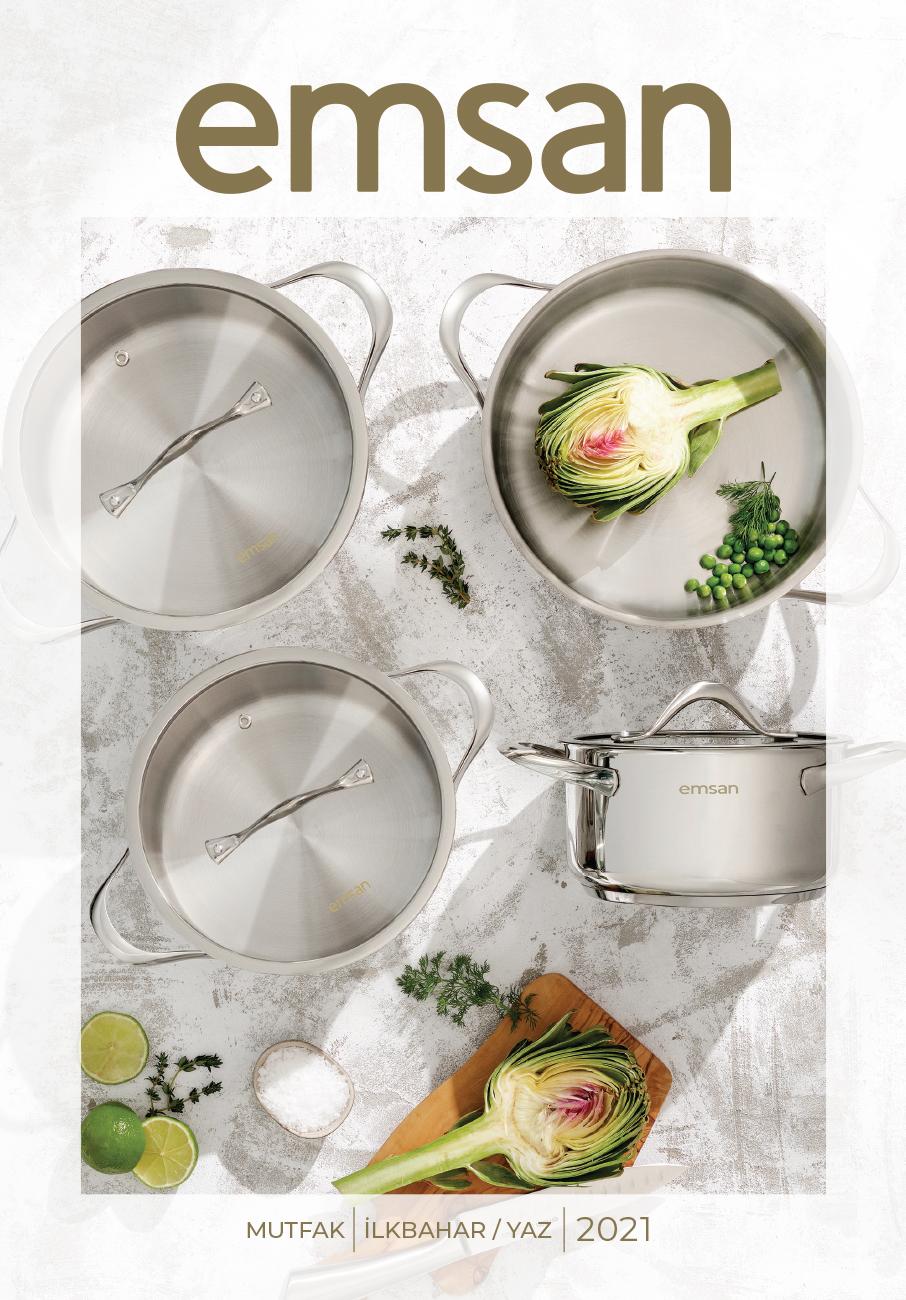 Emsan 2021 İlkbahar/Yaz - Mutfak