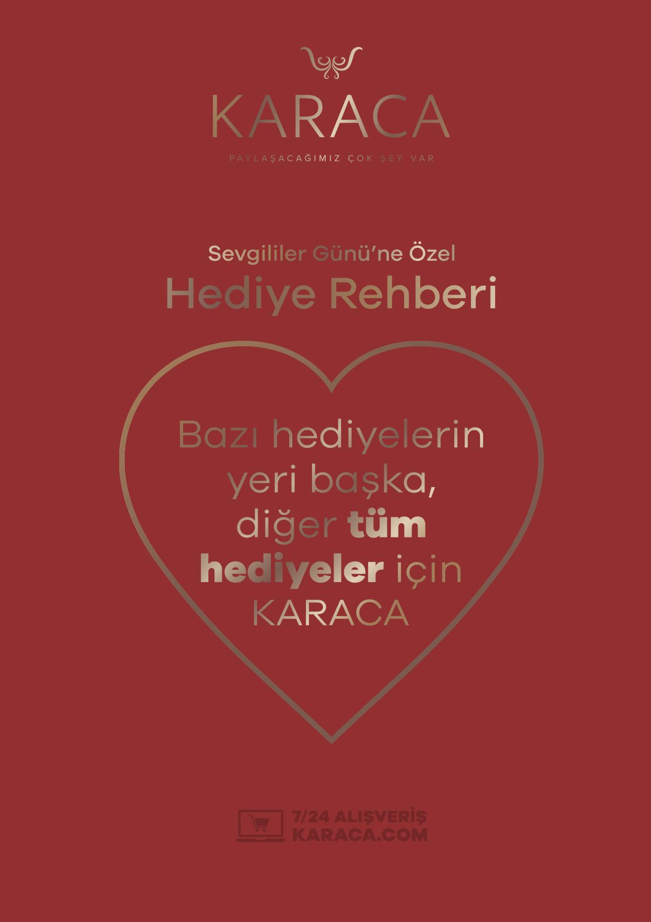 Karaca Sevgililer Günü