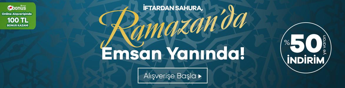 Emsan Ramazan Kampanyası Tüm Ürünler