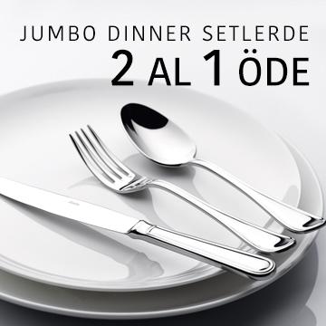 Jumbo 2 AL 1 ÖDE Kampanyası
