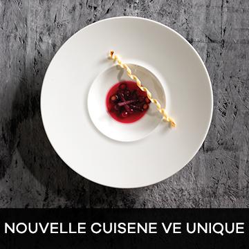 Nouvelle Cuısene Ve Unique Serisi