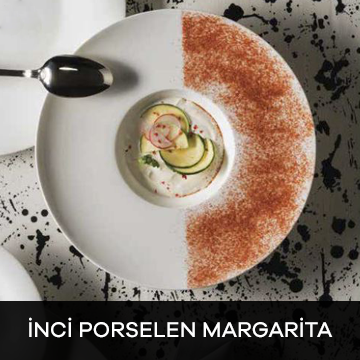 İnci Porselen Margarita Serisi