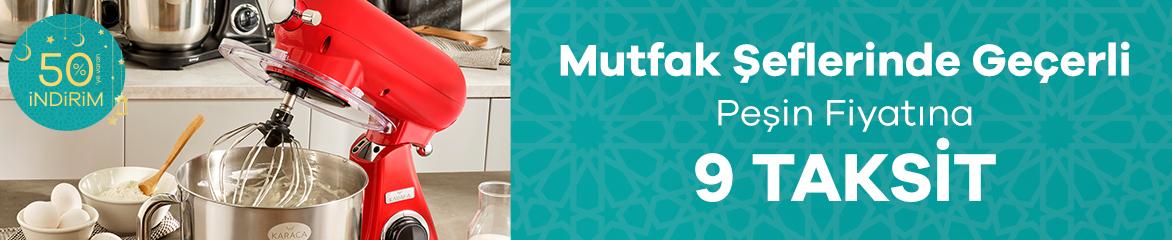 Karaca Hafta Sonu Mutfak Şeflerine Özel Kampanya