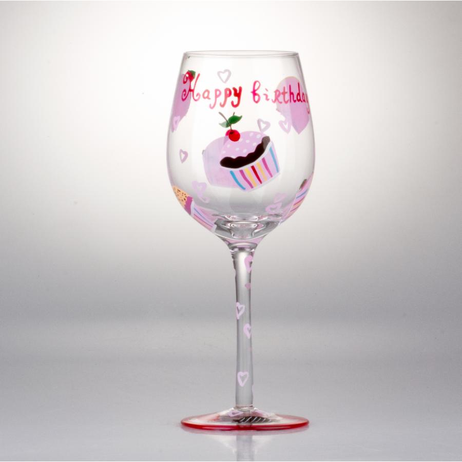Karaca şarap Bardak El Boyama W130436b Karaca