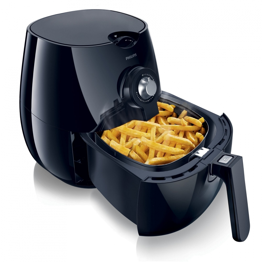Philips Hd9220/20 Mid - End Airfryer Fritöz Cookplus